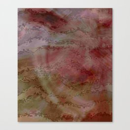 Pink Look Canvas Print