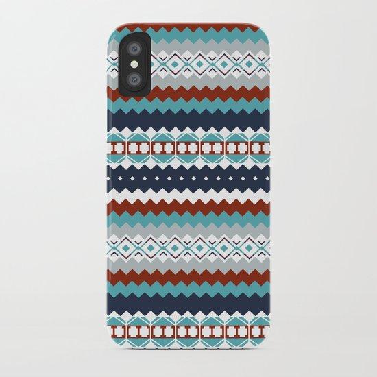 Navajo Pattern iPhone Case