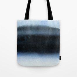 Blue L1 Tote Bag