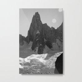 Fitz Roy, Argentina Metal Print