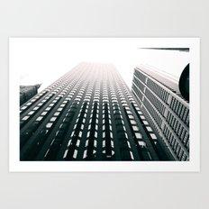 Industria: Skyward Art Print