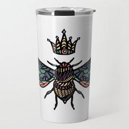 The Queen Bee Travel Mug