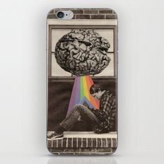 Knowledge is Power iPhone & iPod Skin