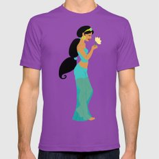 Jasmine SMALL Ultraviolet Mens Fitted Tee