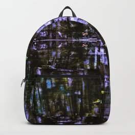 The Grunge Edit Mirrored Backpack