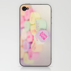 My soulmate iPhone & iPod Skin