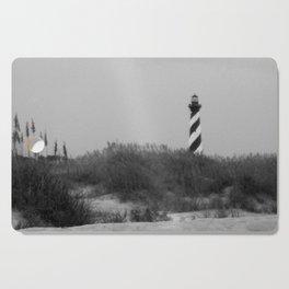 Hatteras Black & White Cutting Board