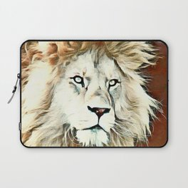Warm colored Lion King Laptop Sleeve