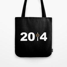 2014-NY-Black Tote Bag