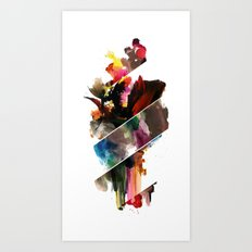 color study 2 Art Print