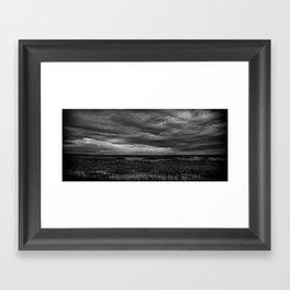 Savannah Storm Framed Art Print