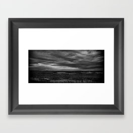 Savannah Storm Framed Art Print