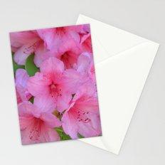 Pretty Azaleas Stationery Cards