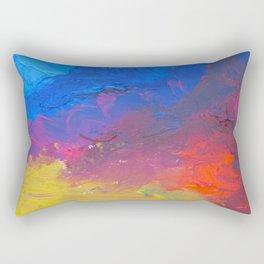 The Inquisitive Dreamer of Dreams Rectangular Pillow