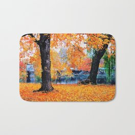 Boston, Panorama Bath Mat