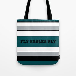 Fly Eagles Fly Philadelphia Tote Bag