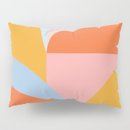 Shape and Color 54 Pillow Sham