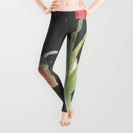 tulips (version #2) Leggings
