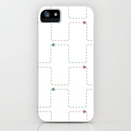 Do You Know Where You're Going To? iPhone Case