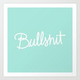 Bull v.1 Art Print