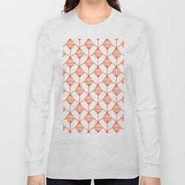 Diamond seamess pattern no2 Long Sleeve T-shirt