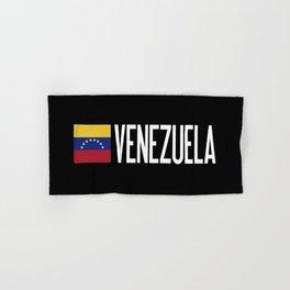 Venezuela: Venezuelan Flag & Venezuela Hand & Bath Towel