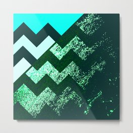 rational meets irrational (in mint flavor) Metal Print
