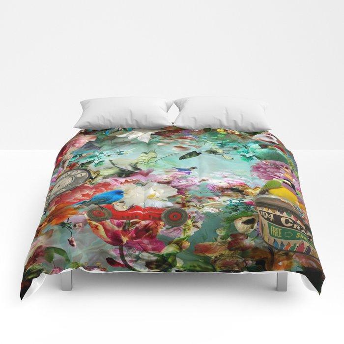 The Secret Garden Comforters