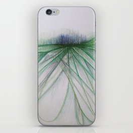 Rising to the Surface iPhone Skin
