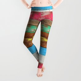 Eco Fashion Leggings
