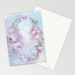 Crown Rose Stationery Cards