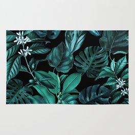 Tropical Garden Rug