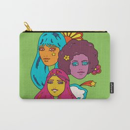 Rainbow Girls Carry-All Pouch