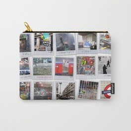 footy polaroids Carry-All Pouch