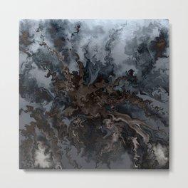 Storm of the Fallen Metal Print