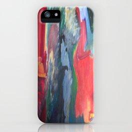 The Devil Melts Me iPhone Case