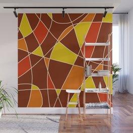 Abstract Painting #2 Wall Mural