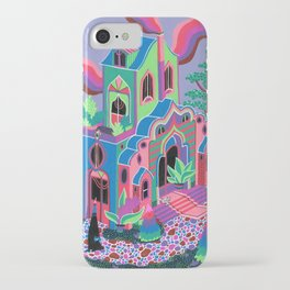 Wizard's House iPhone Case