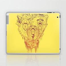 Open Wide! Laptop & iPad Skin