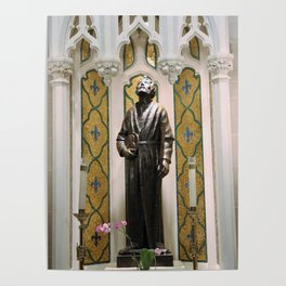 St. Patrick's Cathedral in Manhattan - St. Jude Poster
