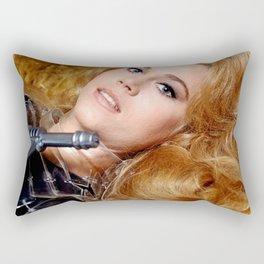 Beautiful Barbarella Rectangular Pillow