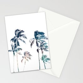Stellar Palms Stationery Cards