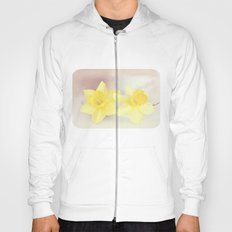 Buttercream Daffs Hoody