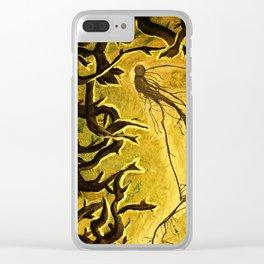 Earth Spirit Clear iPhone Case