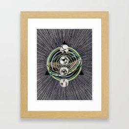 THE CREATION Framed Art Print