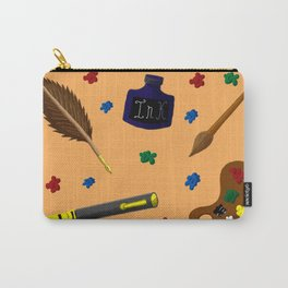 the Artist's companions Carry-All Pouch