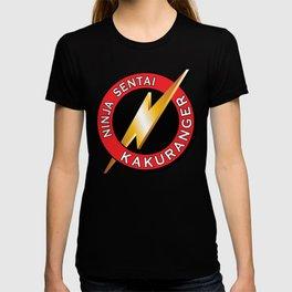 Kakuranger Logo Mashup T-shirt