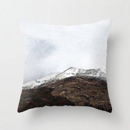 A world apart Throw Pillow