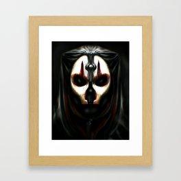 Lord of Hunger Framed Art Print
