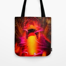 Lighthouse romance Tote Bag